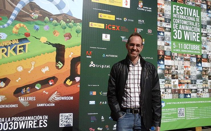 THE GLOW presente en la VII Edición del Mercado 3D Wire en Segovia