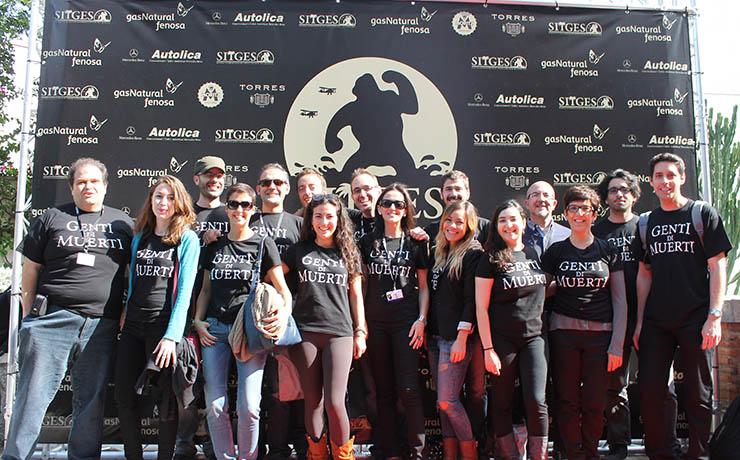 GENTI DI MUERTI, en la Sección Oficial del 47 Festival de Cine Fantástico de SITGES